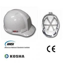 Mũ bảo hộ lao động Hàn Quốc SSEDA - Hard hats SSEDA