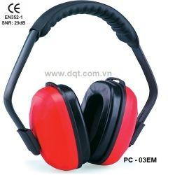 Chụp tai chống ồn Malaysia  PC 03 EM
