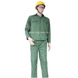 Quần áo bảo hộ lao động - Dạ Tá