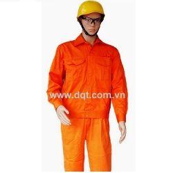 Quần áo bảo hộ lao động - Màu điện lực