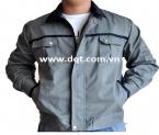 Quần áo bảo hộ lao động - Vải pangrim Hàn Quốc - A02PR- 051
