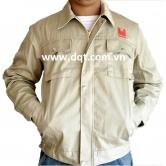 Quần áo bảo hộ lao động - Vải pangrim Hàn Quốc - A04PR- 051