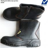 Giày bảo hộ lao động cao cổ khóa cạnh Singapore - D&D 03838