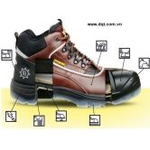 Giày bảo hộ lao động JOGGER (Vương Quốc Bỉ)