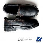 Giày bảo hộ lao động không đây Singapore - D&D - 01828