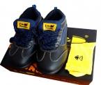 Giày bảo hộ Singapore D&D Siêu nhẹ - 08818. Dáng thể thao