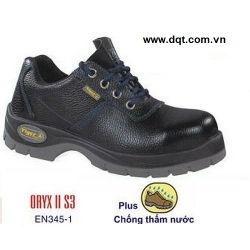 Giày bảo hộ lao động thấp cổ TIGER (Pháp) - Chống thấm