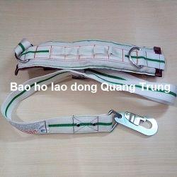 Dây đai an toàn A4 Trắng - Việt Nam