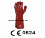 Găng tay chống hóa chất dầu mỡ đậm đặc
