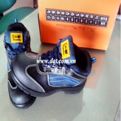Giày bảo hộ lao động D&D xanh đen