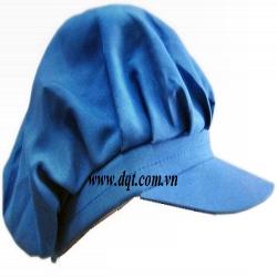 Mũ vải bảo hộ lao động - ngành thực phẩm