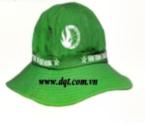 Mũ vải bảo hộ lao động rộng vành