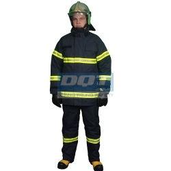 Bộ quần áo chống cháy vải Nomex  2 lớp