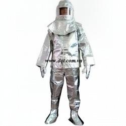 Quần áo chống cháy Trung Quốc