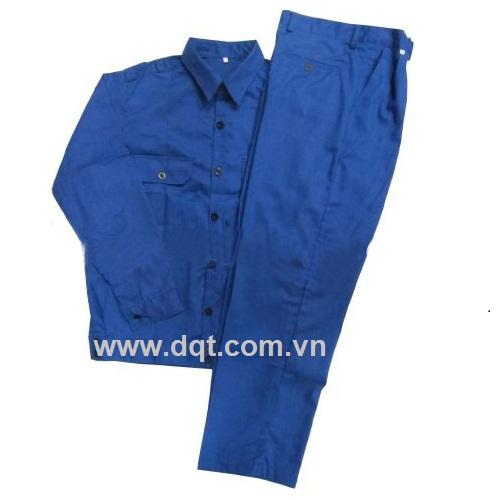 quan ao bao ho lao dong mau xanh cong nhan -2-www.dqt.com.vn