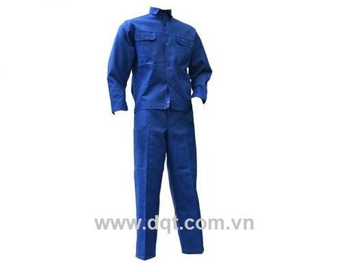 Quan-ao-bao-ho-lao-dong-mau-xanh-cong-nhan www.dqt.com.vn