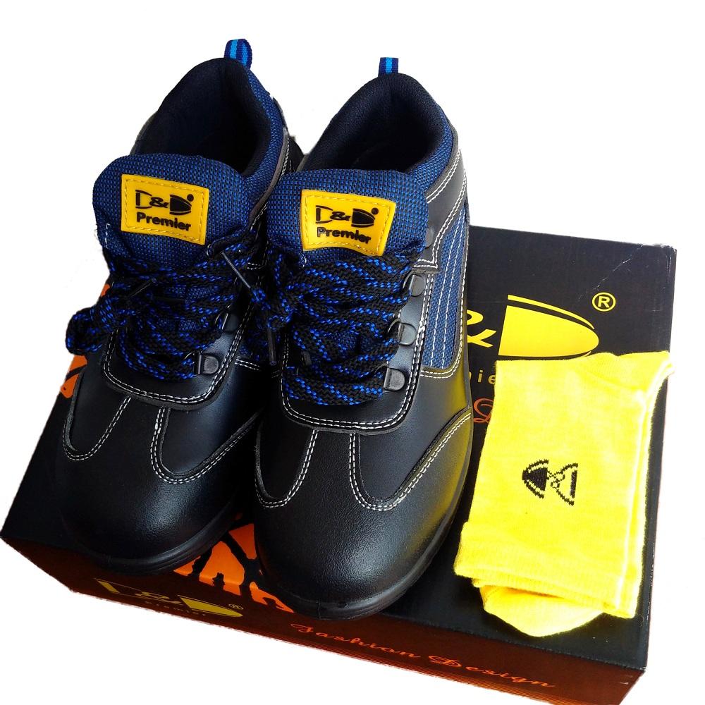 giày bảo hộ lao động D&D - 08818