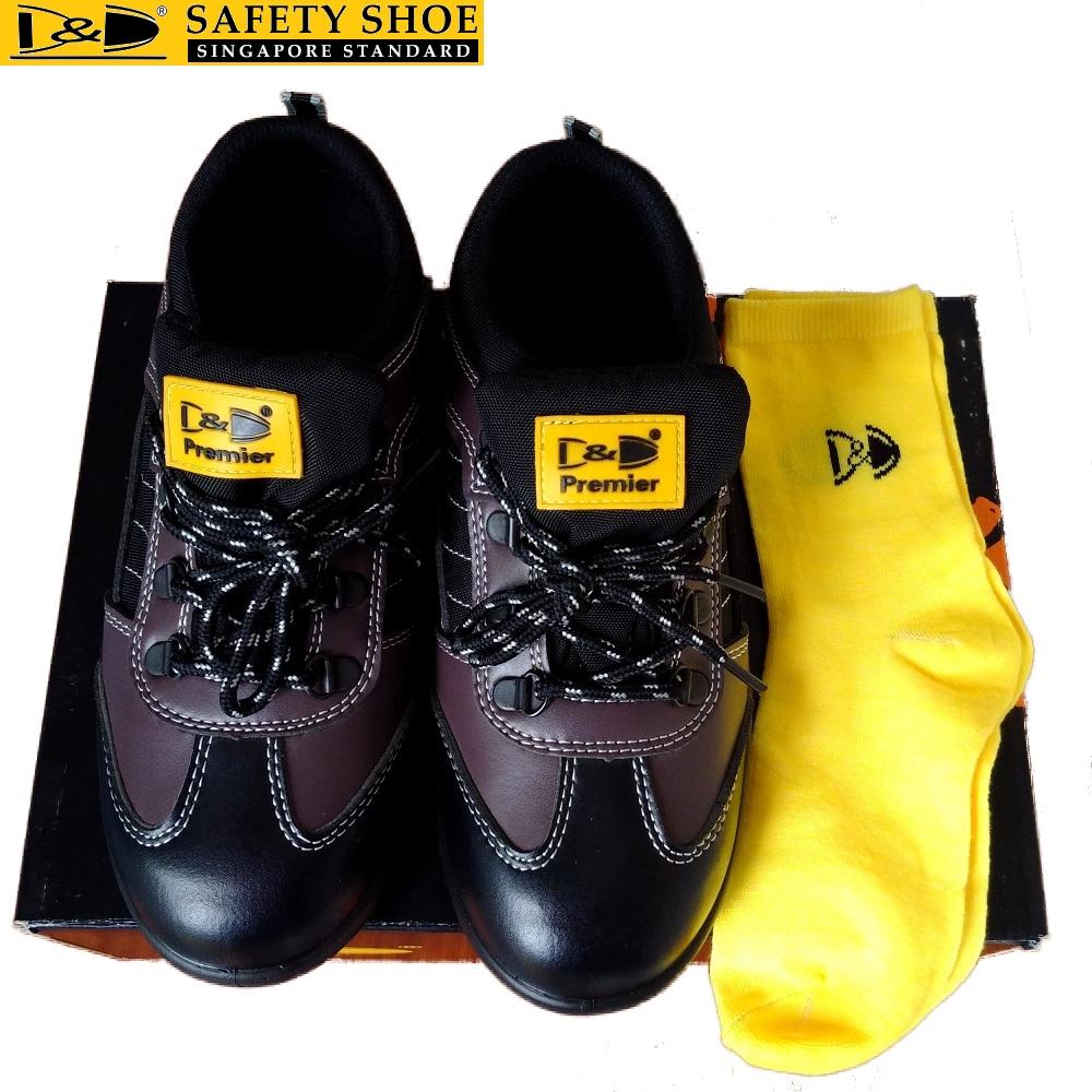 giày bảo hộ lao động D&D - 07818