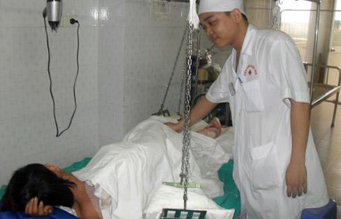 Gia tăng bệnh nhân bỏng do tai nạn lao động
