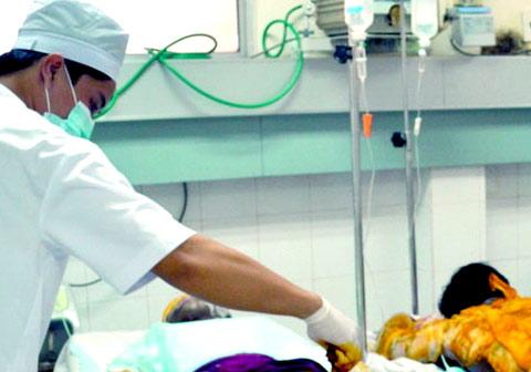 Thêm một công nhân thiệt mạng trong vụ nổ bình dầu